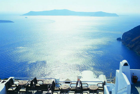 SANTORINI FIRA Top 10 reasons why you should choose to visit Greece in 2012
