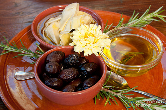 crete food Gastronomy in Greece   Cretan Food