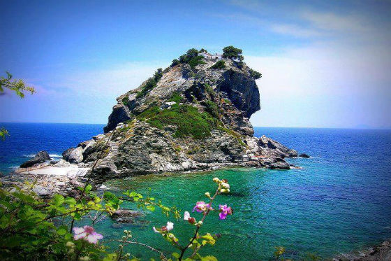 Skopelos Island Fb Domenico Albertini 2 Films, Made in Greece!
