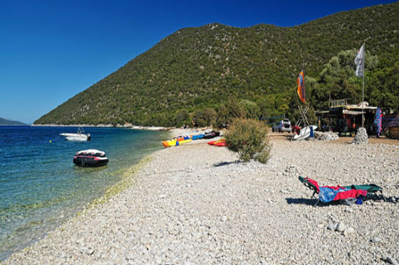 Kefalonia Petani TOP 5 BEACHES OF KEFALONIA