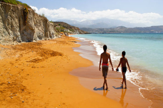 Kefalonia Xi TOP 5 BEACHES OF KEFALONIA