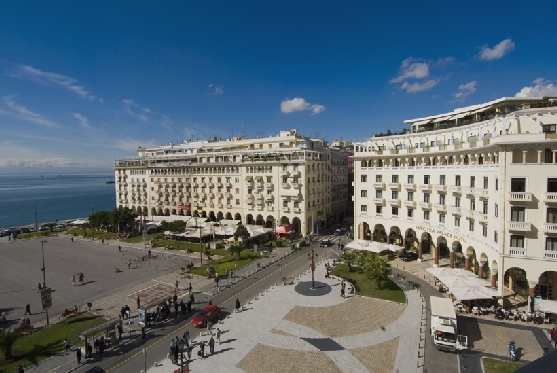 Platia Aristotelous 1 Thessaloniki: Authentically Greek!