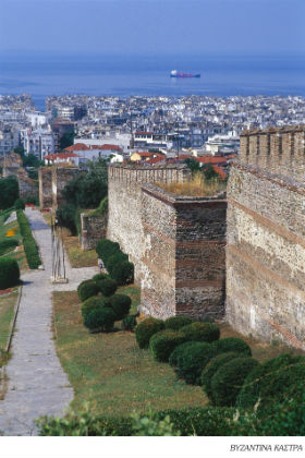 ano poli Thessaloniki: top destination for 2013