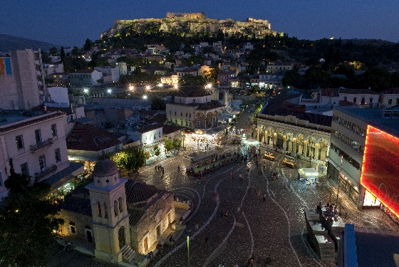 Athens Monastiraki Why Greece