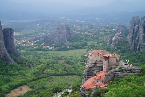 Meteora Why Greece