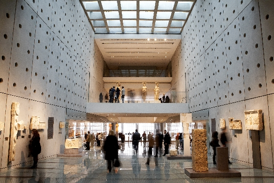 New AcropolisMuseum I Museums of Athens