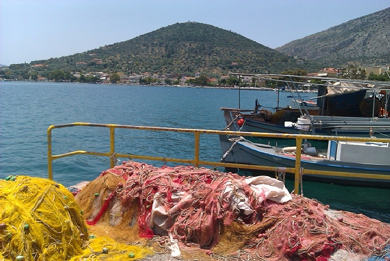 Antikyra A day trip in Central Greece