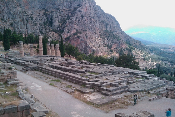 Delphi Oracle A day trip in Central Greece