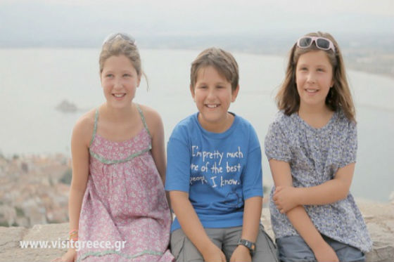 family Seven Affordable Attractions in Greece to Visit with Kids