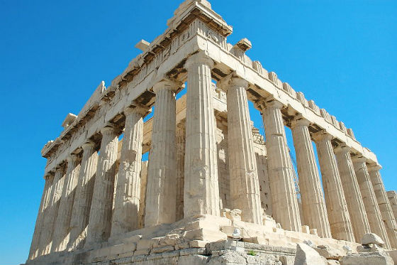 Acropolis Parthenon Most visited ancient sites in Greece!