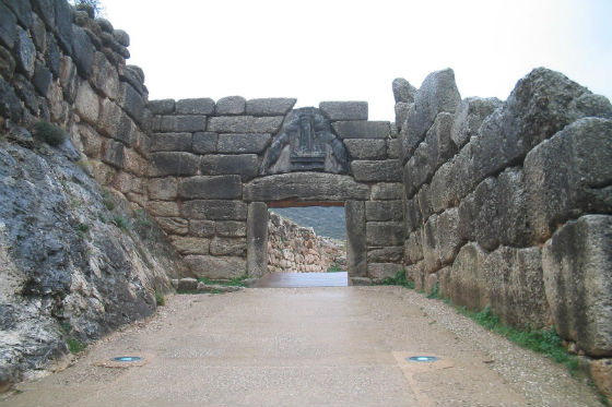 MycenaeLionsgate Most visited ancient sites in Greece!