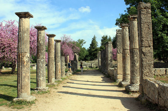 Olympia Most visited ancient sites in Greece!