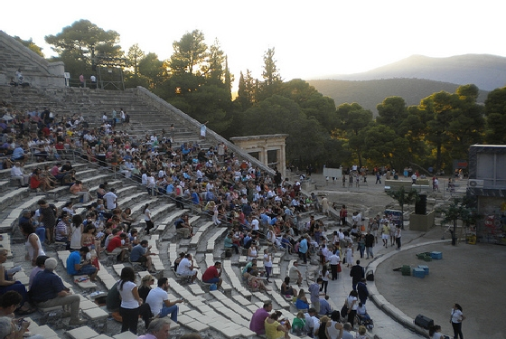 Epidaurus A two day road trip to Peloponnese's ancient history