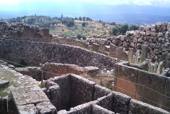 Mycenae A two day road trip to Peloponnese's ancient history