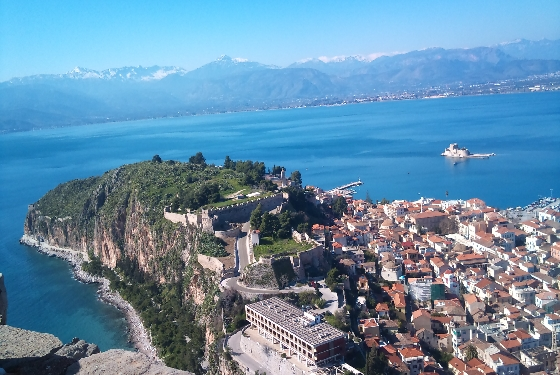 Nafplio1 A two day road trip to Peloponnese's ancient history