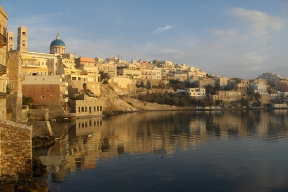 Vaporia Syros Syros: not just a beautiful Greek island but also an excellent cultural destination