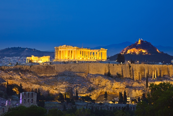 Acropolis Fascinating Historic Sites In Greece