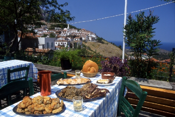 GREEK FOOD Culinary adventure