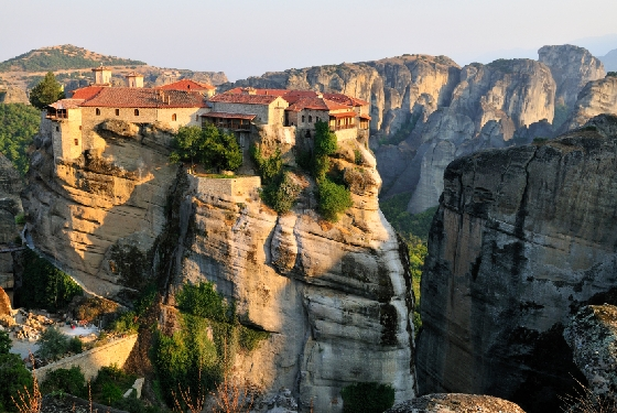 Meteora Fascinating Historic Sites In Greece