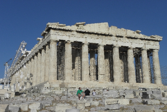 Athens Parthenon HHall Why you should visit Greece in 2013