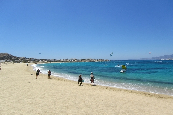 Mikri Vigla1 Naxos: Top 5 beaches