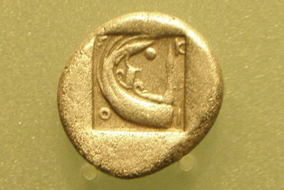 Numasmatic museum Skione coin Athens Museums – Worth a Voyage