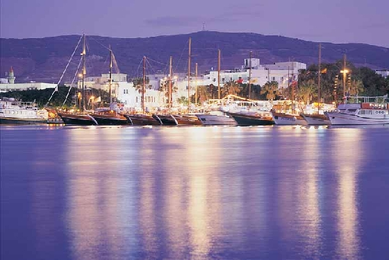 the harbour in Kos at nighttime Top 5 Traditional Greek Islands to visit within the next 5 years