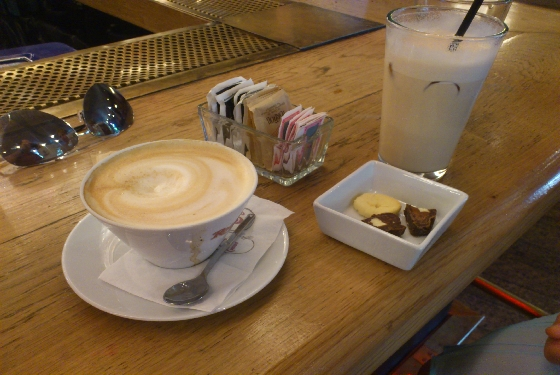 Coffee time in Kolonaki1 Five Foodie sights in Athens