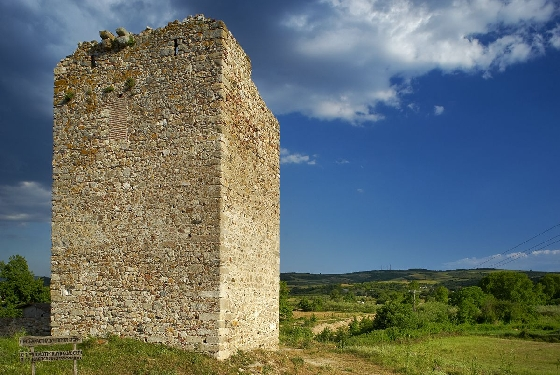 PREFECTURE OF HALKIDIKI  HAL0626 Trekking with historical identity and value!
