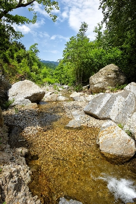 PREFECTURE OF HALKIDIKI HAL6053 Trekking with historical identity and value!