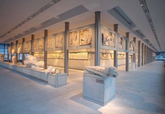 Parthenon Gallery museum 7 things to do in Athens on a Rainy Day!