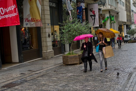 Shopping Ermou 7 things to do in Athens on a Rainy Day!