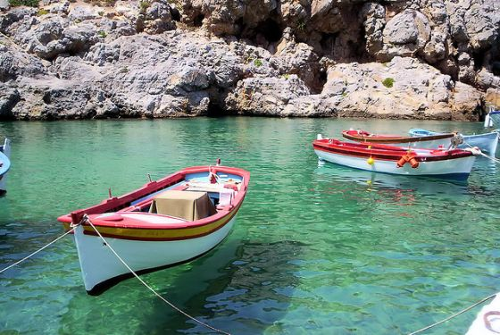 Antikythera Port Idyllic Greek Islands You've Never Heard Of