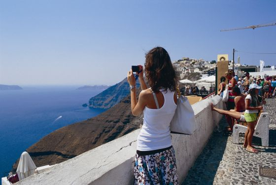 SANTORINI Top Ten Destinations To Visit In Greece