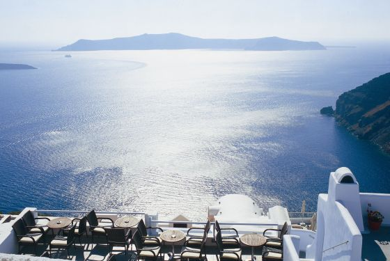 SANTORINI view3 Top Ten Destinations To Visit In Greece