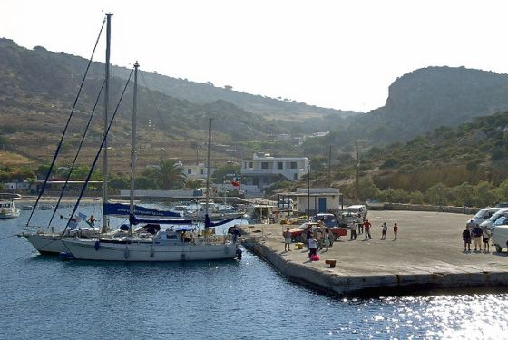 Schinousa port7 Idyllic Greek Islands You've Never Heard Of