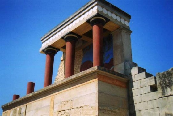 crete palace Heraklion, a place to fall in love with