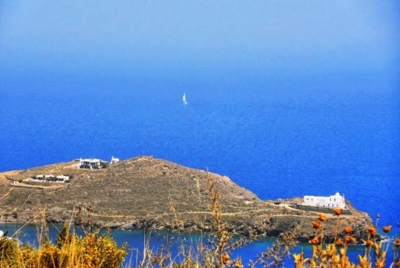 Sifnos sea view The Cyclades' Circle