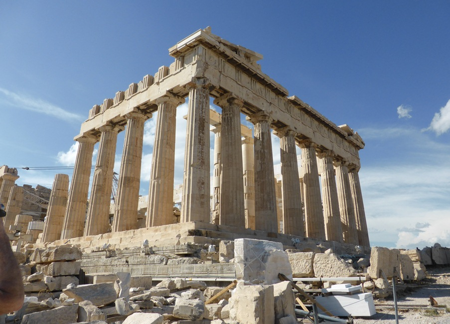 Acropolis Becoming the Goddess You Always Wanted to Be