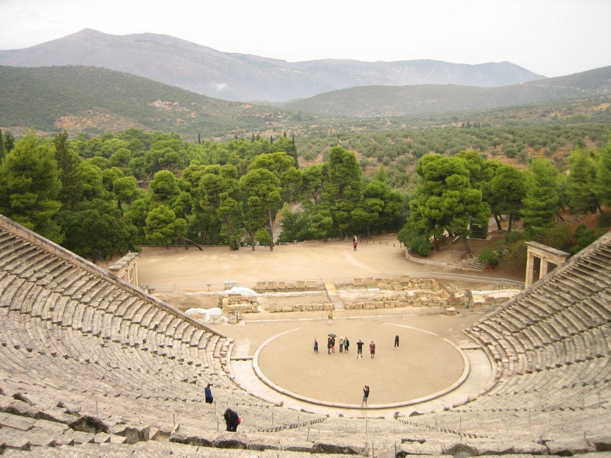 Epidaurus Becoming the Goddess You Always Wanted to Be