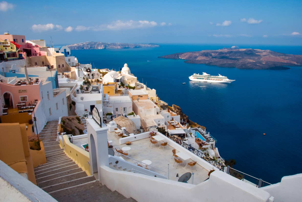Best Cruise To See Greek Islands