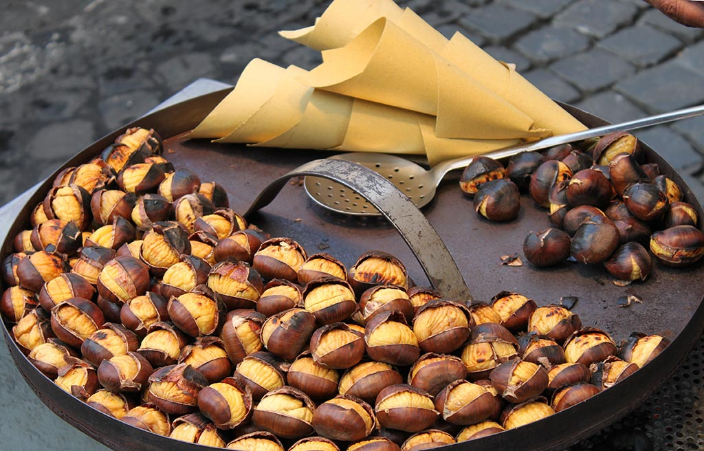 Chestnuts 5+1 reasons to fall in love with Pelion