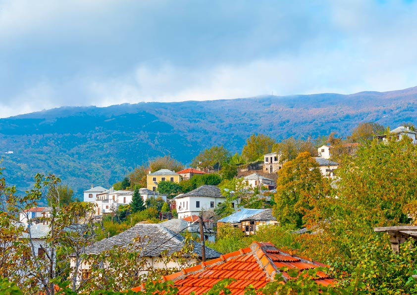Pelion first 5+1 reasons to fall in love with Pelion
