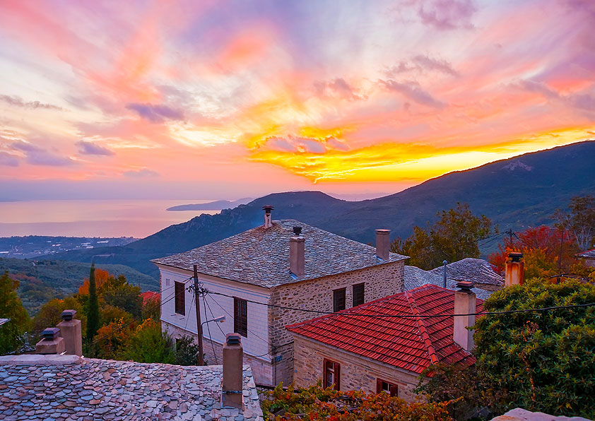 Zagora 5+1 reasons to fall in love with Pelion