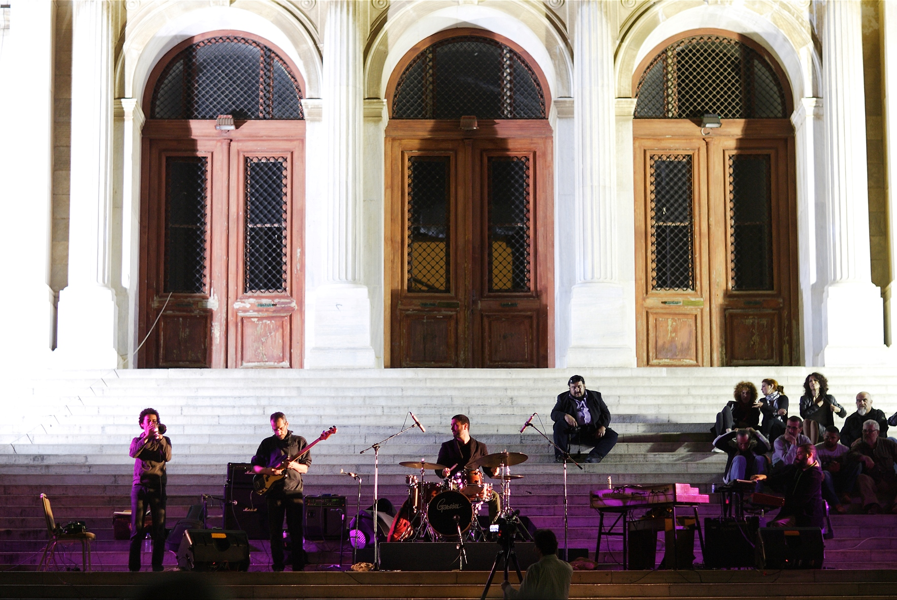 φωτό 22 Hermoupolis, Syros: the Greek Capital of Jazz