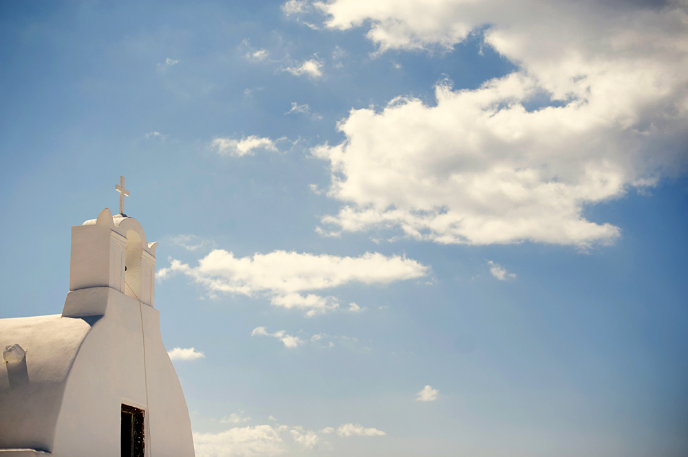 "11 ""Experiential engagement photo shoot in the heart of the Greek archipelago: Santorini"""