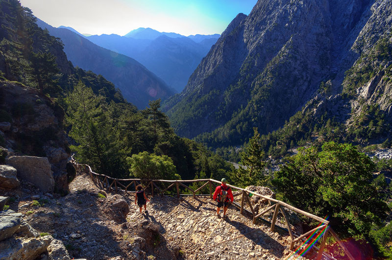 Samaria Gorge And Agia Roumeli In One Day Trip Guest