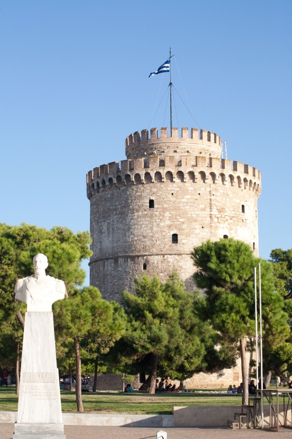 White Tower — The Symbol of Thessaloniki