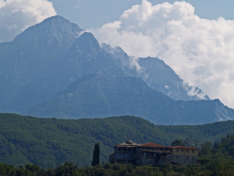 Mount Athos — idea for a day trip from Thessaloniki