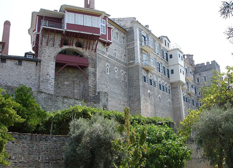 Mount Athos—idea for a day trip from Thessaloniki